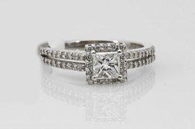 Ladies' Diamond Engagement Ring