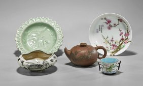 Five Various Chinese Items