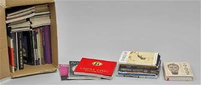 Box of Asian Art Catalogues/Magazines