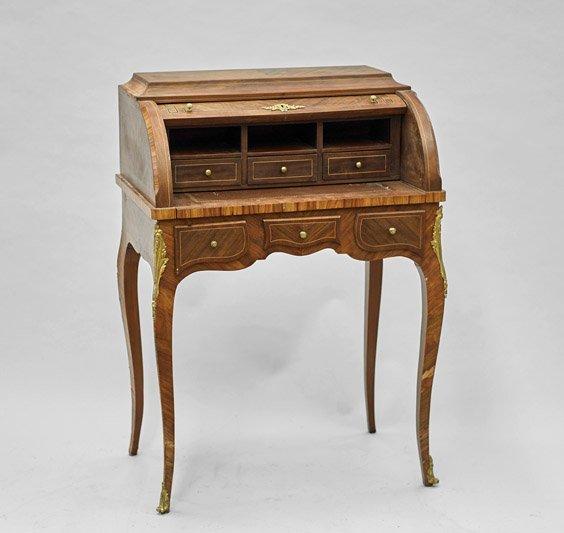 French-Style Secretary Desk