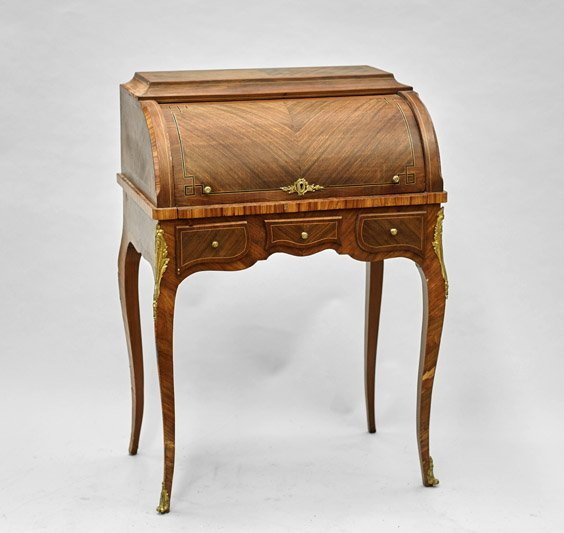 French-Style Secretary Desk - 2