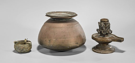 Three Various Bronzes