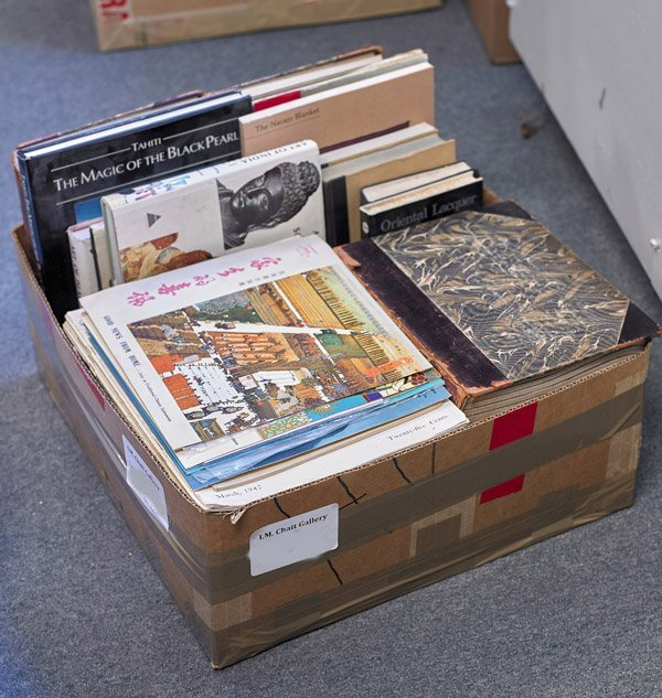 Large Collection of Various Art Periodicals and Books