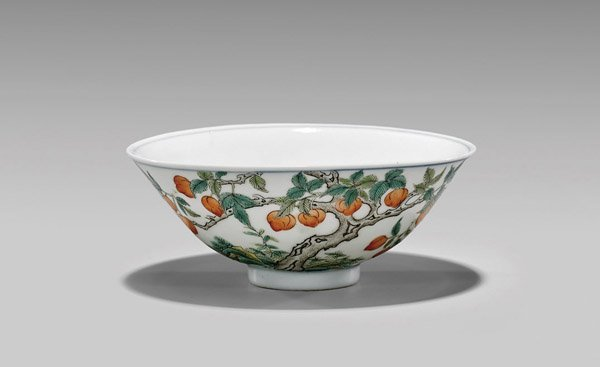 Antique Chenhhua-Style Porcelain Bowl