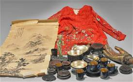 Group of Various Chinese Items