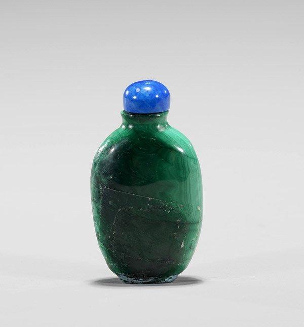 Four Carved Hardstone Snuff Bottles - 2