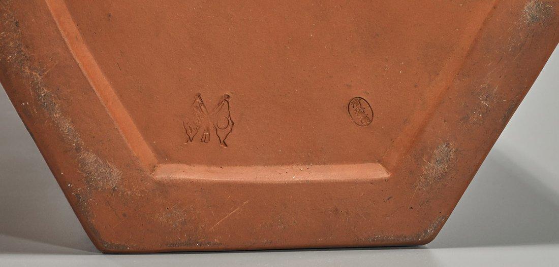 Old Chinese Yixing Pottery Vase - 3