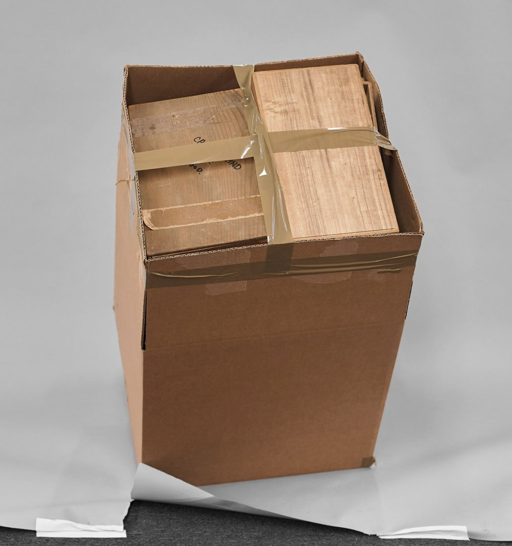 Seventeen Assorted Wood Boxes
