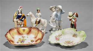 Collection of Decorative Continental Items