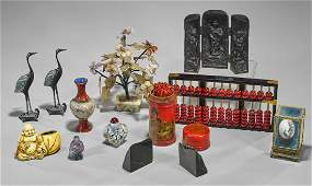 Large Collection of Assorted Chinese Items