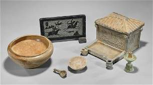 Group of Assorted Chinese Items