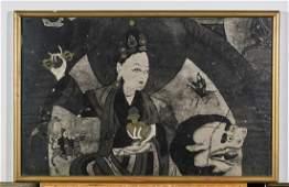 Six Various Framed Artworks