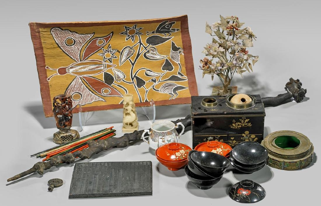Large Collection of Assorted Items