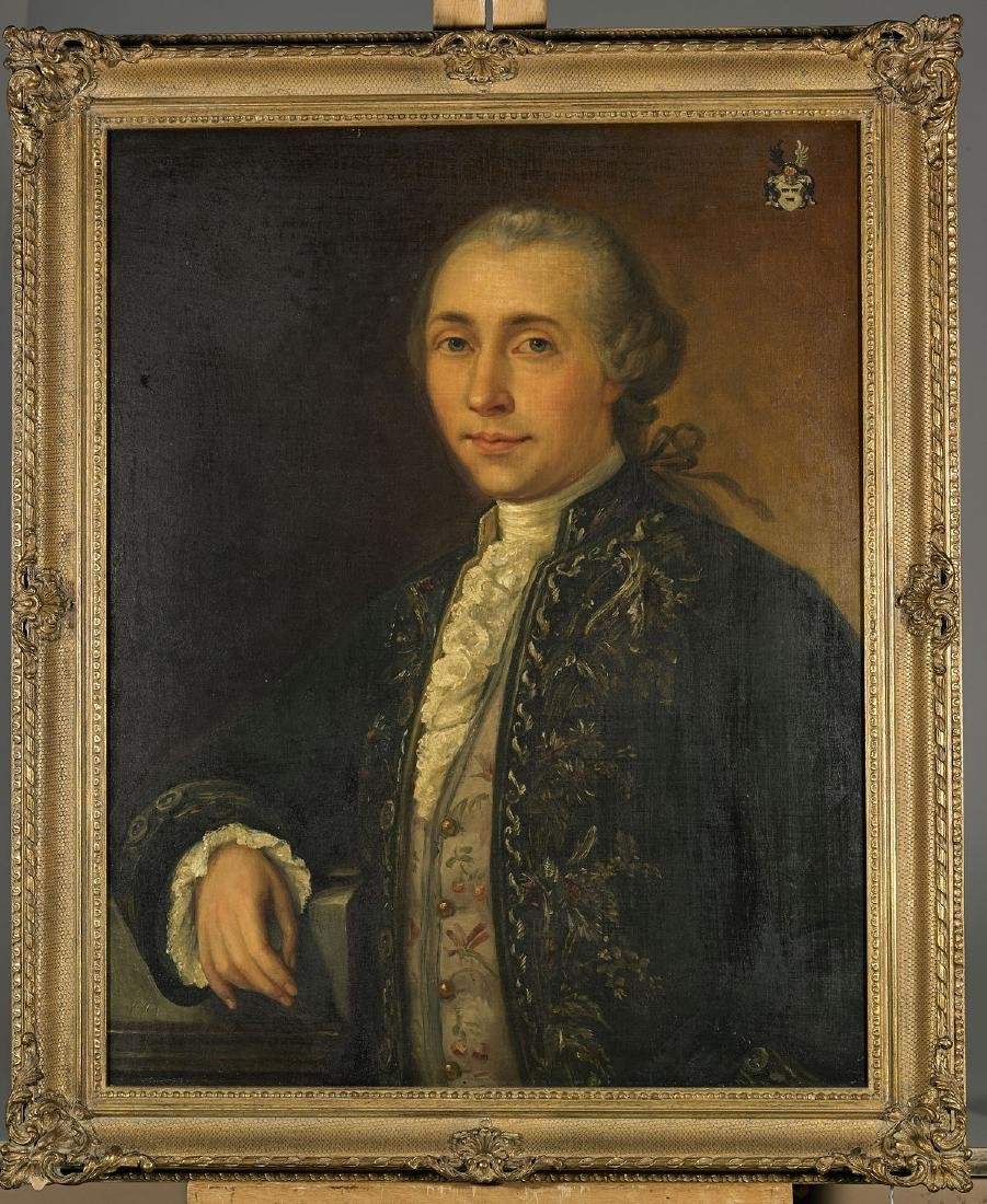 Continental Portrait of a Nobleman