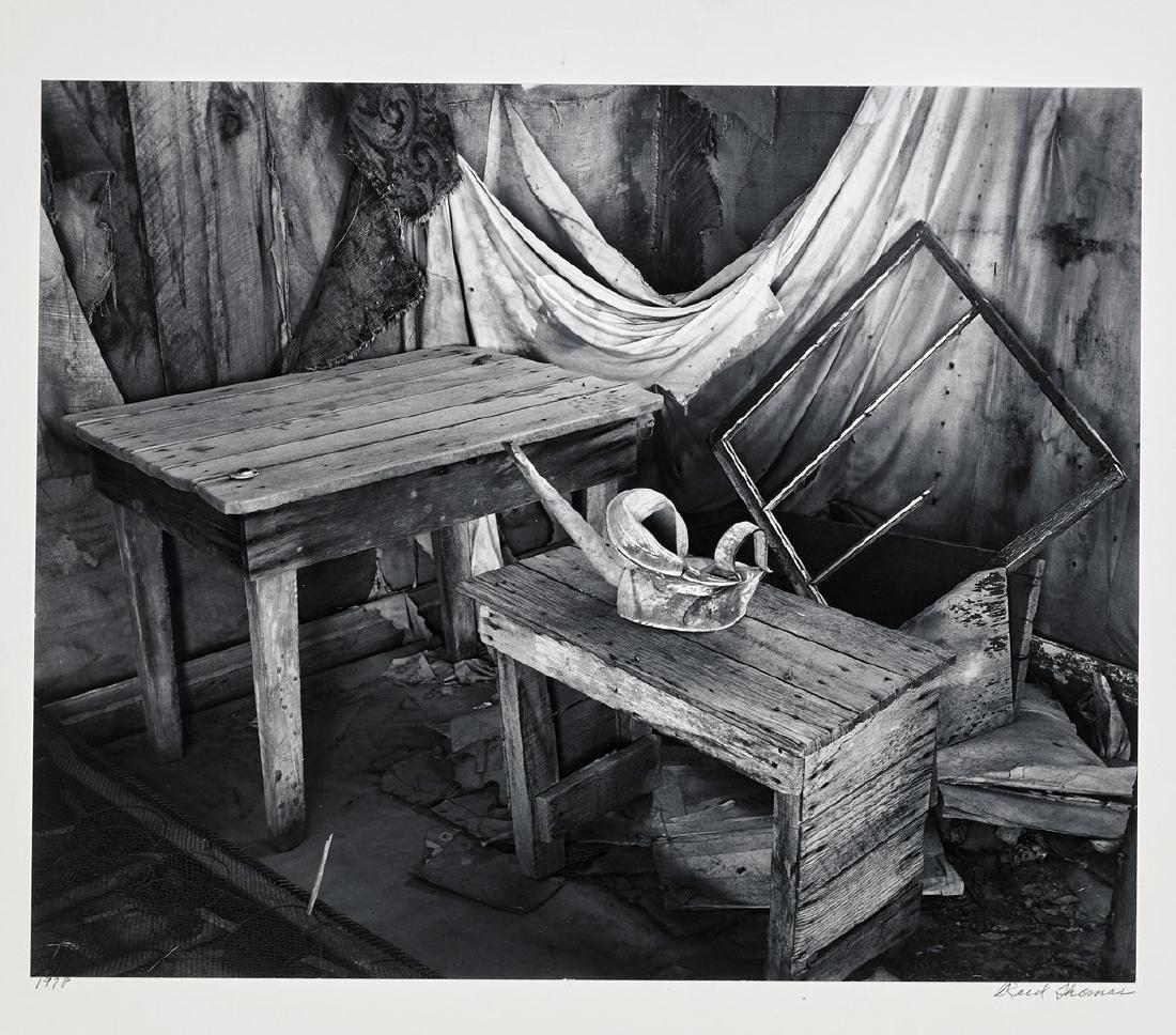 Six Black & White Photographs by Reed Thomas
