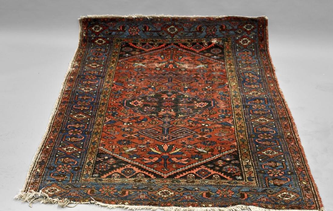 Persian Woven Wool Rug