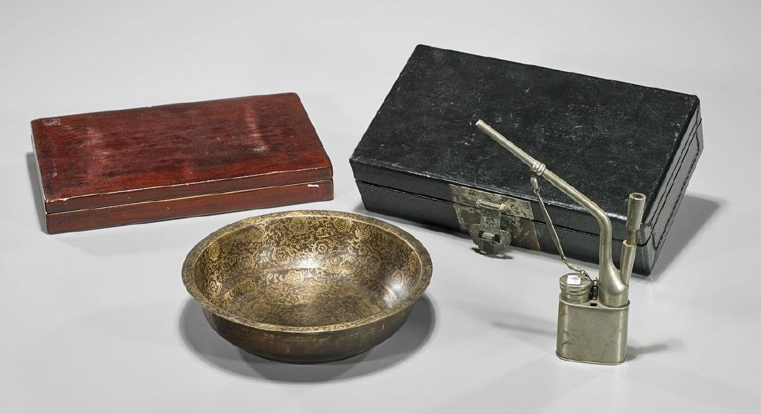 Four Various Chinese Pieces