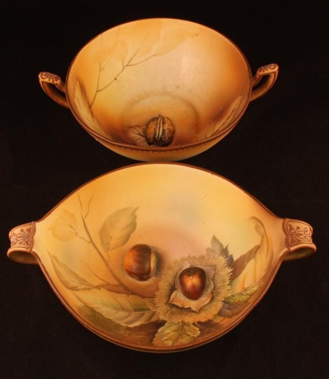 NIPPON Relief Nut Dishes