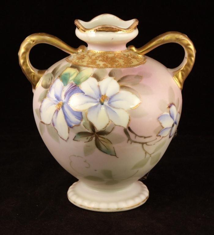 NIPPON Double Handled Vase