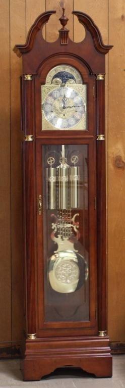 5: SLIGH Grandfather Clock