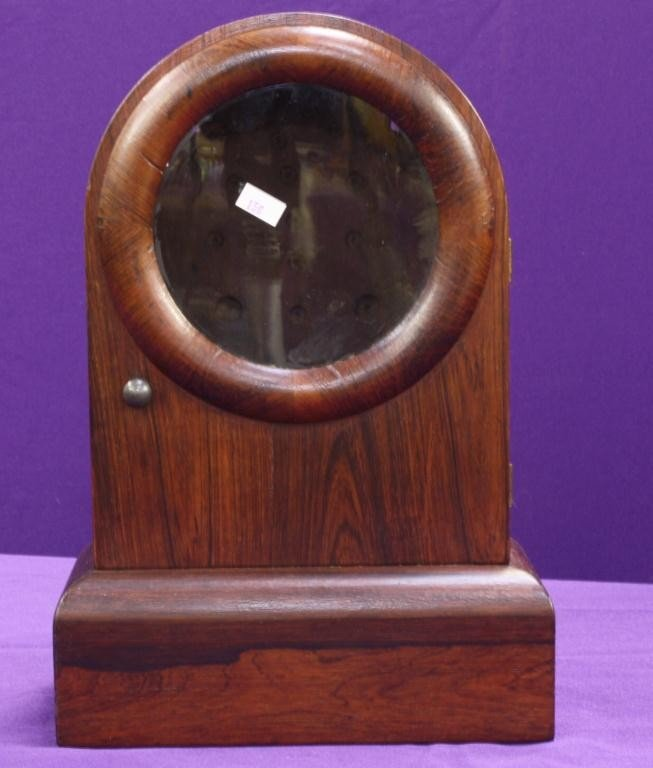 10F: Rosewood SETH THOMAS Clock (case only)