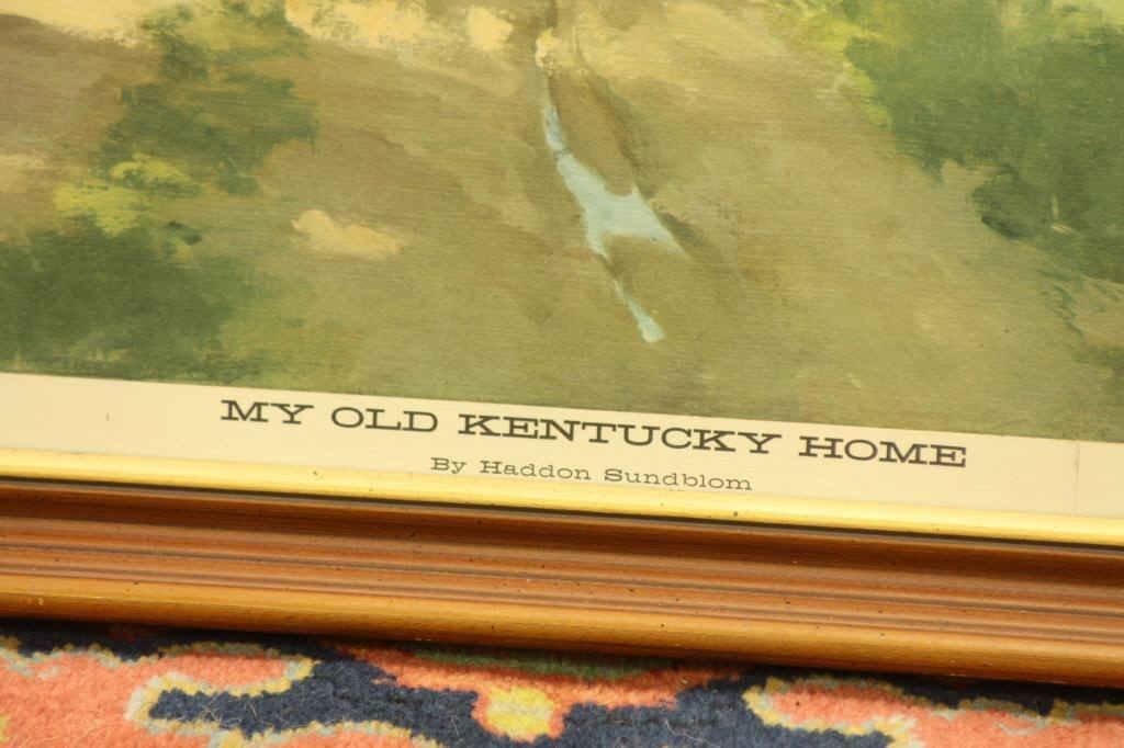 "202: ""My Old Kentucky Home"" by Haddon Sundblom - 3"