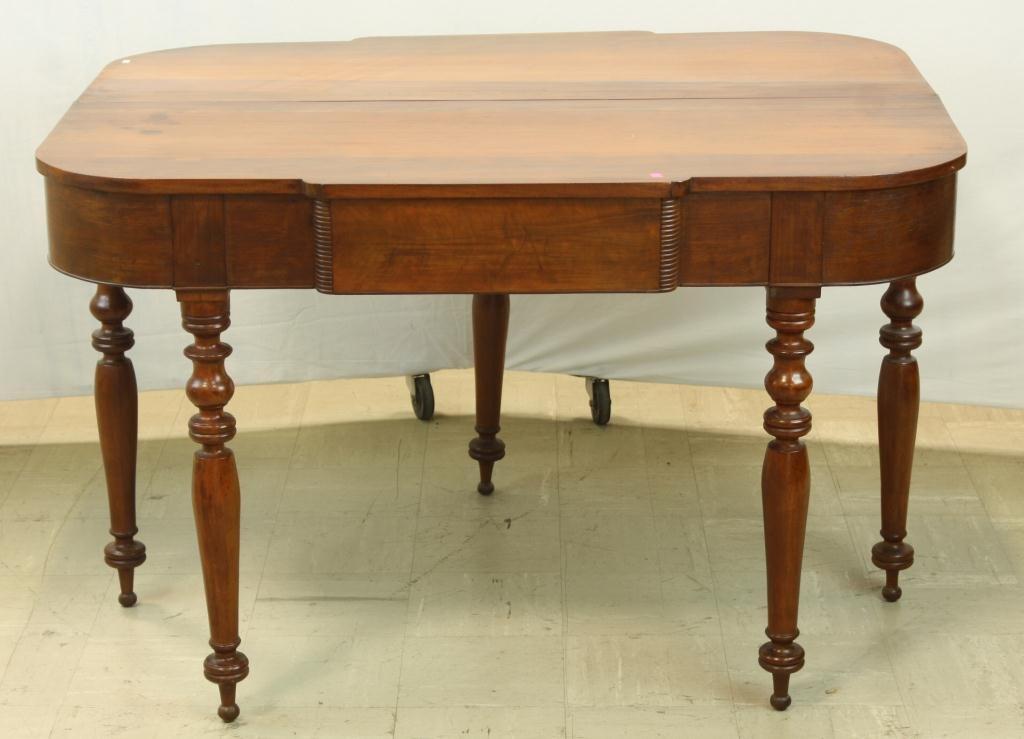 16: Cherry Gate Leg Table