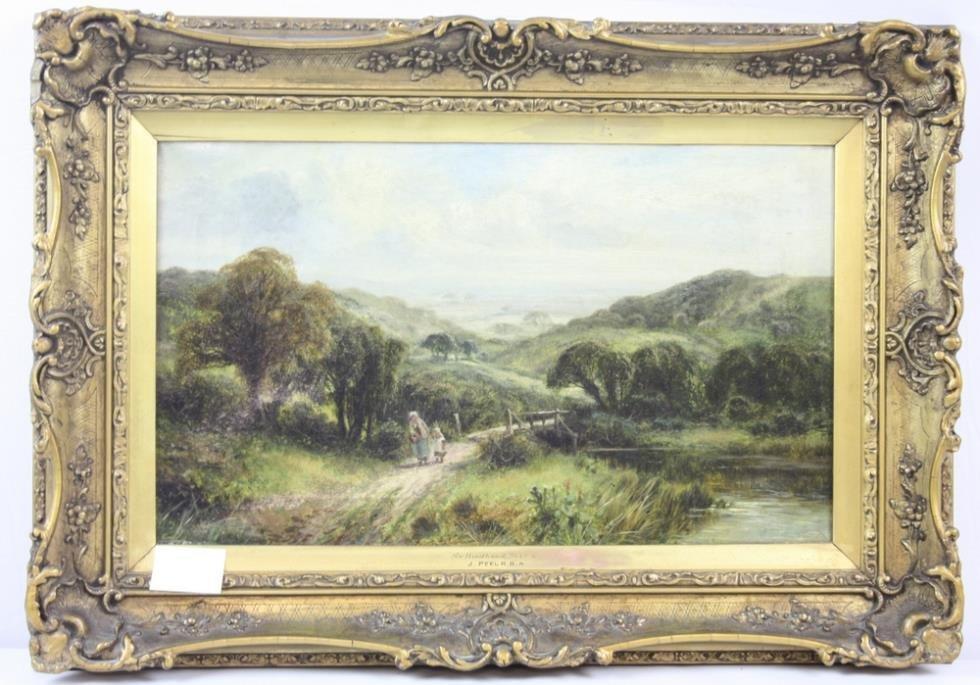 Nr. Hindhead Surrey, Landscape