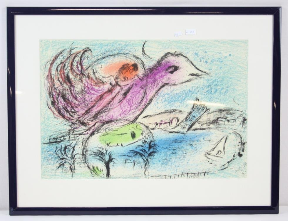 Untitled, Lithograph Paper