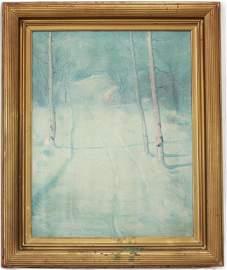 Winter Landscape Ooc