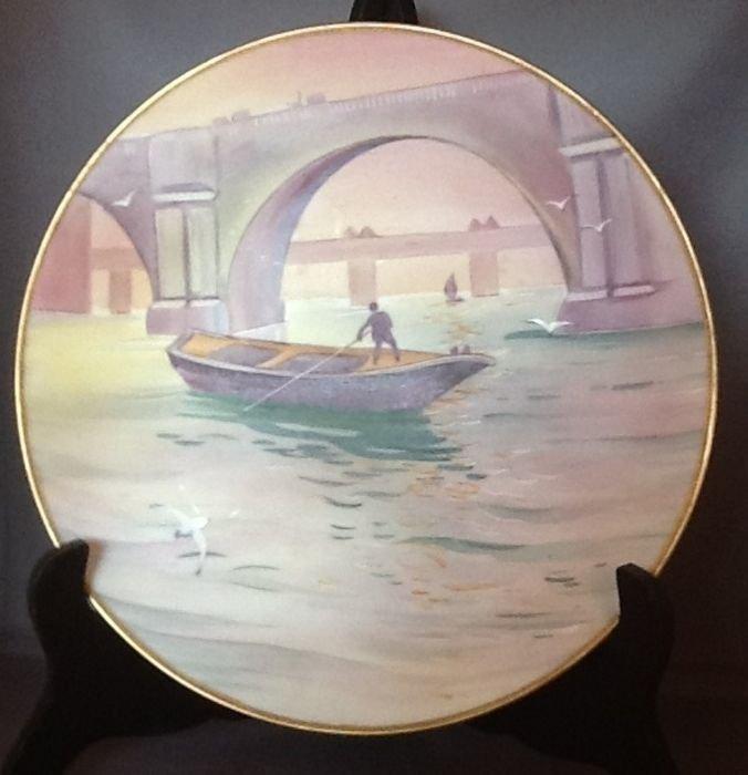 Gondola Plaque