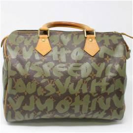 Louis Vuitton Speedy Graffiti 30 in Graffiti Monogram