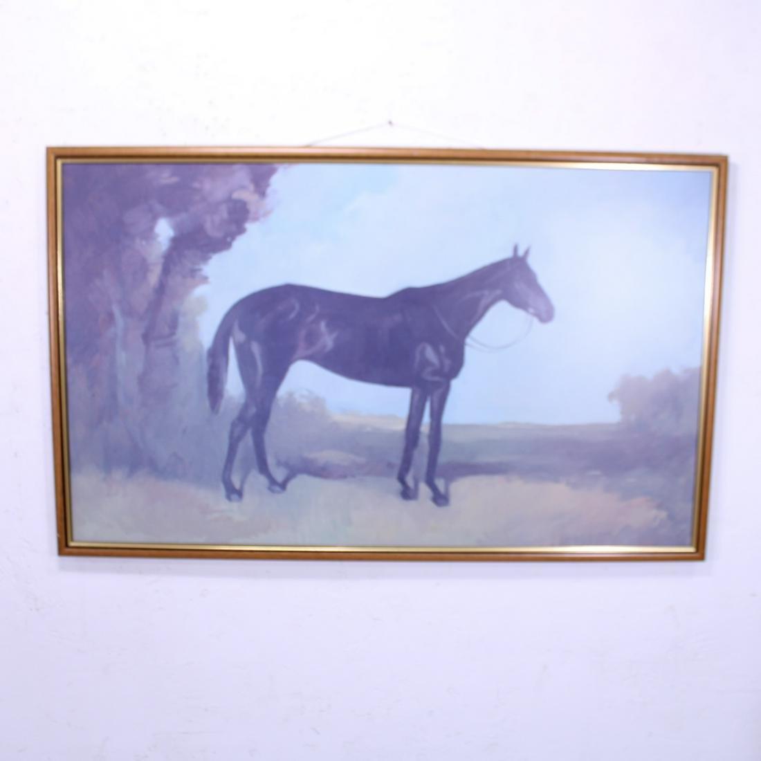 """Black Horse"" Artwork"