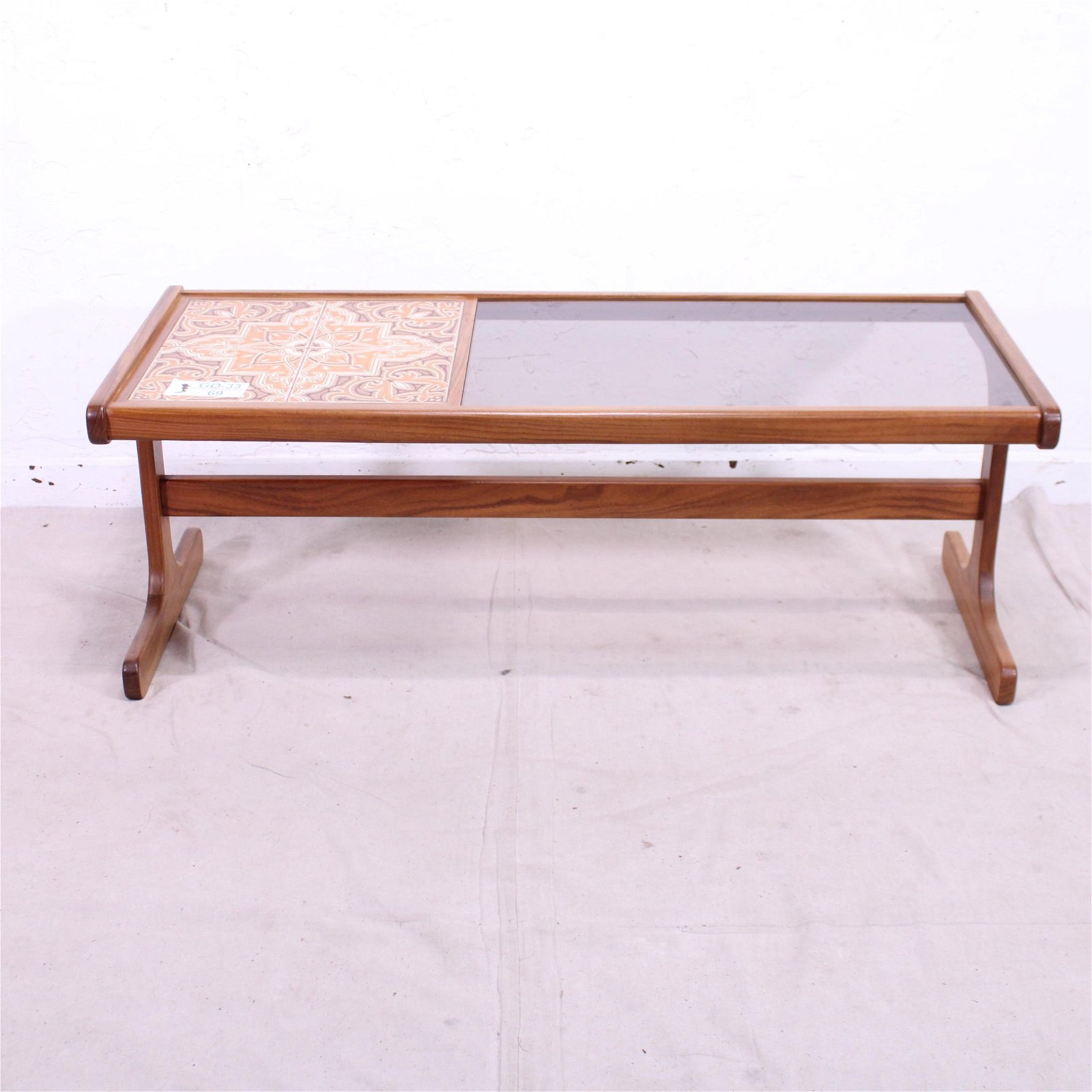 Mid Century Modern Teak Coffee Table By G-Plan