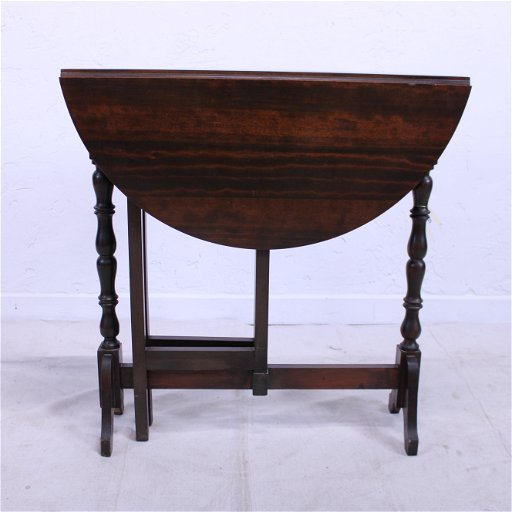 Sutherland Style Narrow Drop Leaf Table Sep 21 2020 Gallery Auctions In Tx