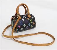 Louis Vuitton Mini Speedy  in Multicolor Monogram
