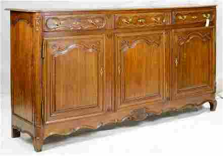 Period French 19th Century Sideboard / Server