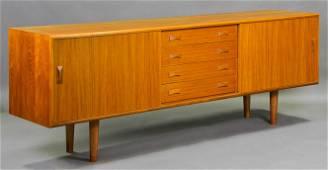 Danish Modern Sideboard - Clausen & Son C. 1960-70