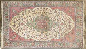 Large European Hand Knotted Room Size Rug