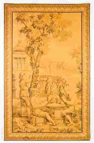 Very Large Early French Tapestry #2