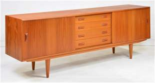 Danish Modern Sideboard - Clausen & Son C. 1960-70 #2