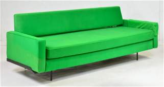 Mid Century Modern KNOLL ASSOCIATES Daybed / Sofa