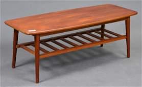 Mid Century Modern Coffee Table #2