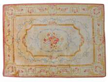 Hand Knotted Room Size Rug #1