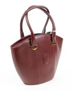Cartier Vintage Must de Cartier Handbag