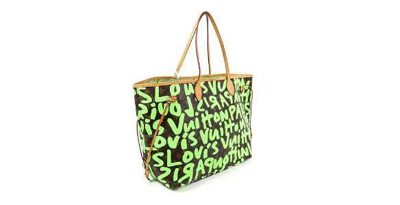 Louis Vuitton Limited Ed. Graffiti Neverfull GM