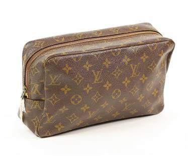 Louis Vuitton Pouch GM in Vachetta Monogram
