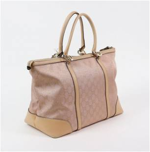 Gucci Lovely Heart Interlocking Tote