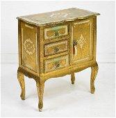 Small Florentine Cabinet
