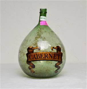 Cabernet Demijohn Bottle